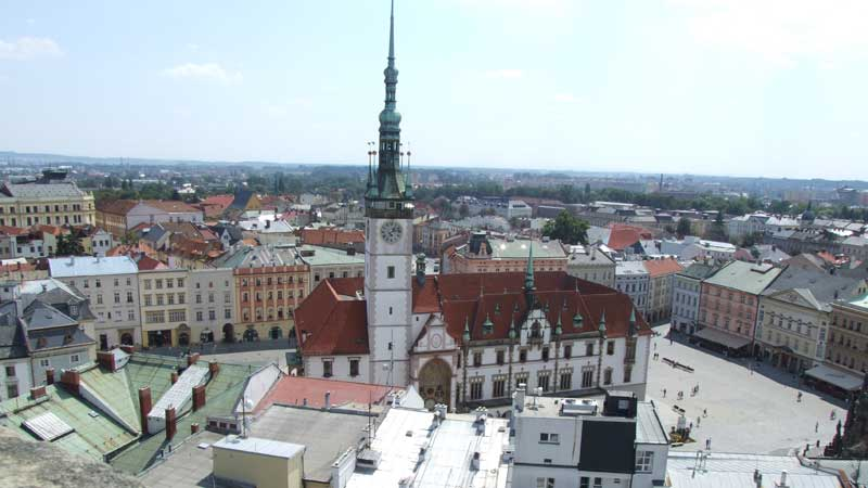 Job Vacancy at Czech-Republic