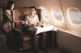 Cabin Crew at Singapore Airlines