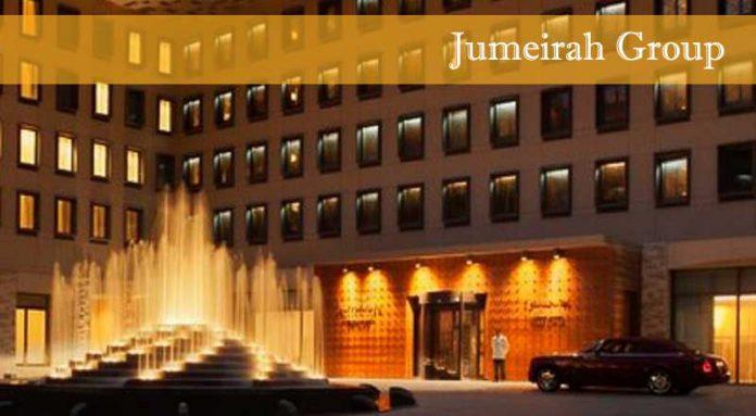 Jumeirah Group Job Vacancies