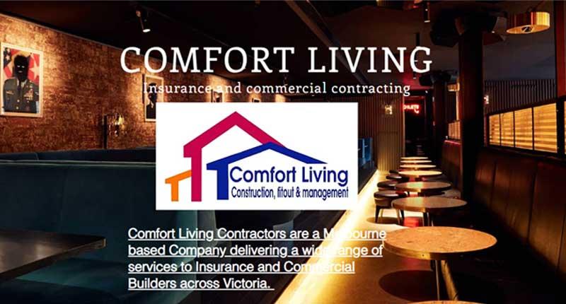 Comfort Living Contractors Jobs