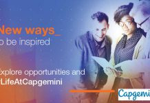 Job vacancies at Capgemini
