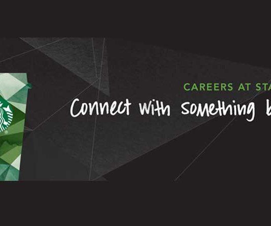 Starbucks job vacancy USA