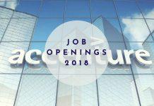 Accenture job openings in India