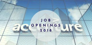 Accenture job openings in India