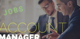 Account manager across world