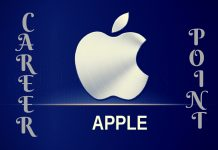 Apple latest job details