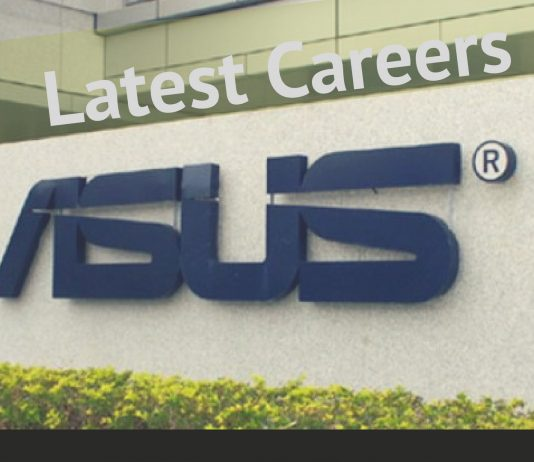 ASUS latest career details