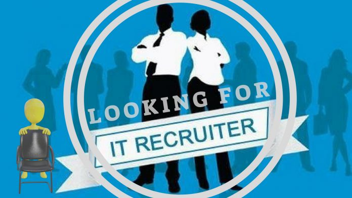 IT recruiter jobs in Bangalore