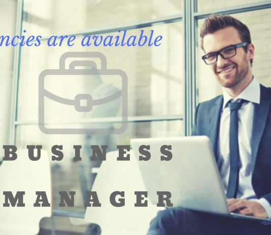 Business manager jobs in UK