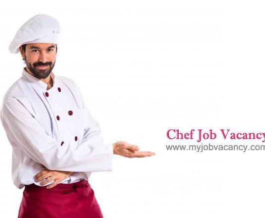 Chef job vacancies