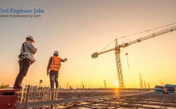 Civil engineering job vacancies