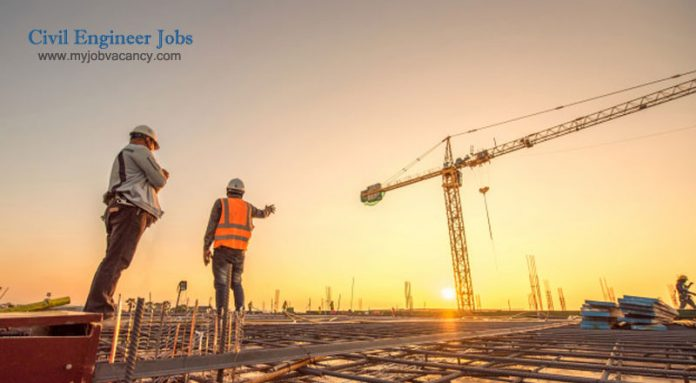 Civil engineering job vacancies