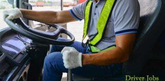 Latest driver job updates