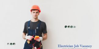 Latest electrician job updates