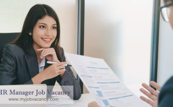 HR manager job openings