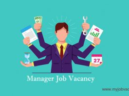 Manager jobs across world