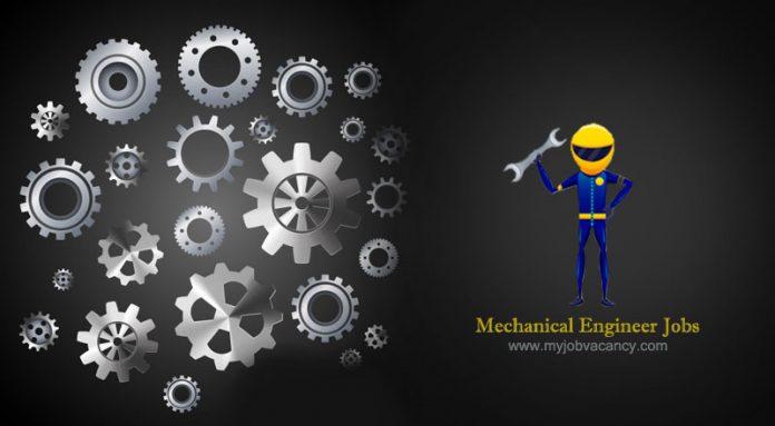 Mechanical engineer job openings