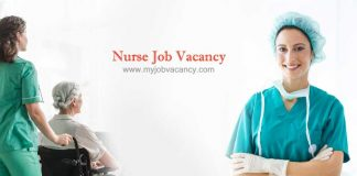 Nursing job vacancy India