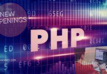 Hiring php developer in bangalore