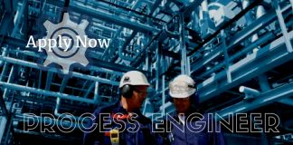 Process engineer jobs singapore