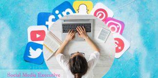 Social media executive jobs