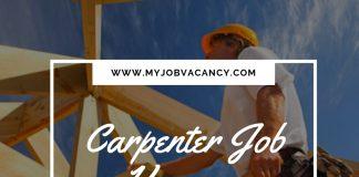 Carpenter jobs across world