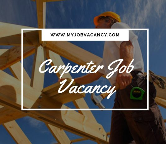 Carpenter jobs across world