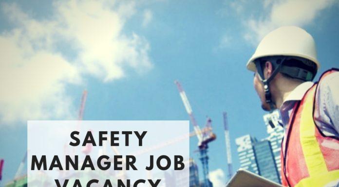 Safety manager job vacancies