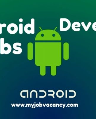 Android developer job openings