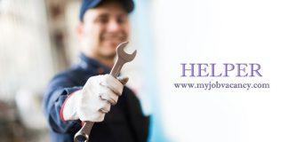 helper latest job vacancies