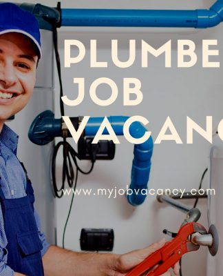 Plumber job vacancies