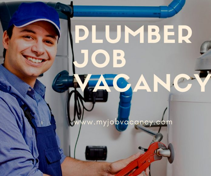 Plumber job vacancies