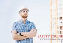 Safety Engineer Job Vacancies