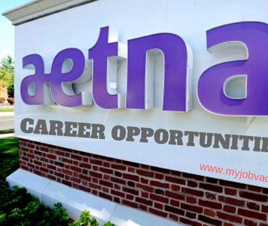 Aetna Job Vacancies