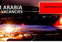 Airarabia Latest Job vacancies