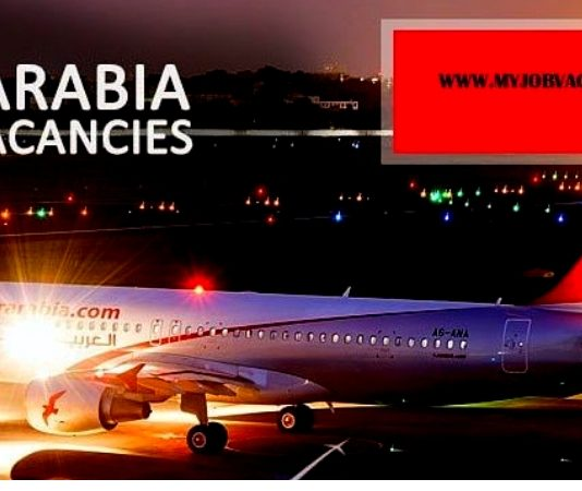 Airarabia Latest Job vacancies