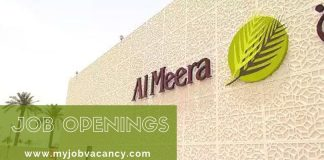 Al Meera Group Jobs