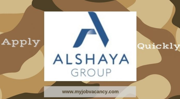 Alshaya Group Job Vacancies