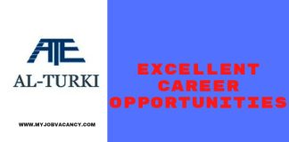 Al Turki Oman Jobs
