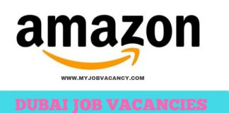 Amazon Dubai Job Vacancies