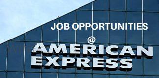 American Express Job Openings
