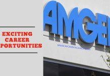 AMGEN Latest Job Openings