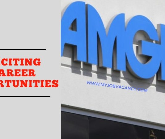 AMGEN Latest Job Openings