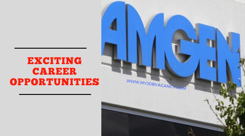 how to get a job in amgen