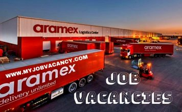 Aramex Job Vacancies