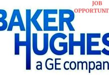 Baker Hughes Job Vacancies