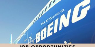 Boeing Latest Job Openings