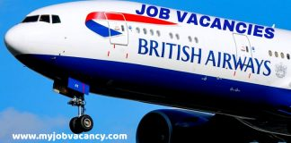 British Airways Job Vacancies