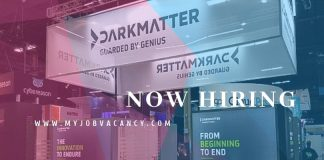 Darkmatter Latest Job Vacancies