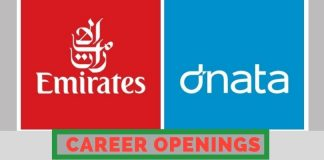 Emirates Group Job Vacancies